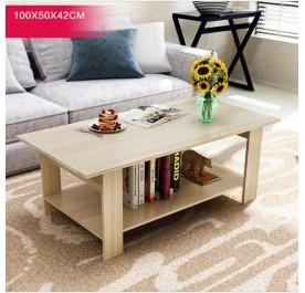 OSUKI Japan Quality Modern Coffee Table 100 x 50cm (Cherry Wood)