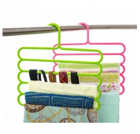 OSUKI 5 Layer Clothes Hanger (Green)