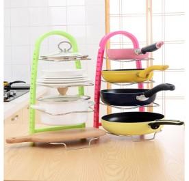 OSUKI Kitchen Storage Rack (Pink)
