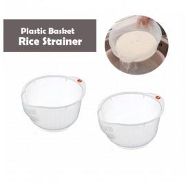 OSUKI Plastic Basket Rice Strainer (x2)