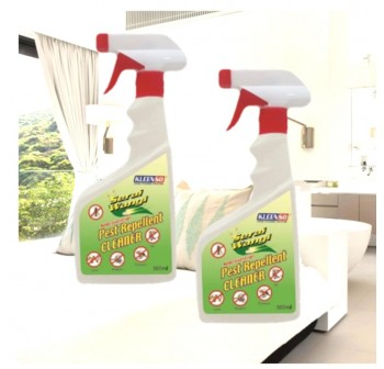 2 x KLEENSO Pest Repellent 500ml
