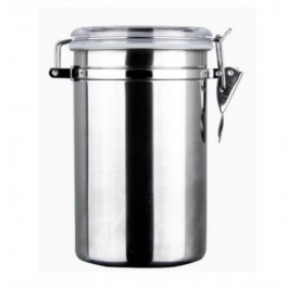 OSUKI 4 Inch Stainless Steel Storage Can