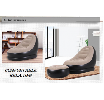 OSUKI Japan Quality Inflatable Air Sofa Set (Free Air Pump)