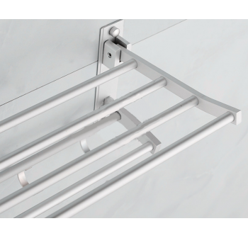 OSUKI Quality Aluminium Towel Hanging Rack Bathroom Kitchen Accessories