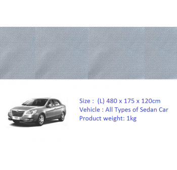 OSUKI Japan Quality Durable Car Covers Resistant Protective Anti UV Scratch (Sedan)