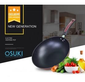 OSUKI 32cm Cooking Pan Non Stick
