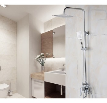 OSUKI Stainless Steel Shower Set (3 In 1)