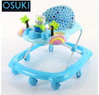 OSUKI Baby Walker Strong Hold (3 Level)