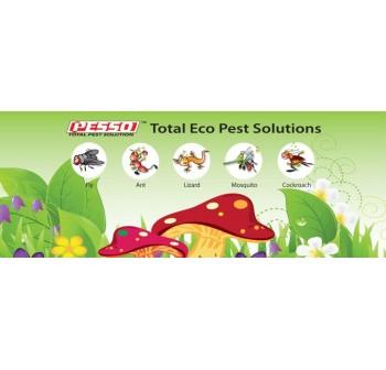 Pesso-Anti Mosquito Wet Tissue 6's X 5 Packs