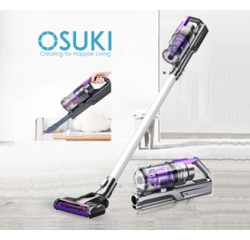 OSUKI Cordless Wireless Vacuum Cleaner M950 Power (7 in 1)