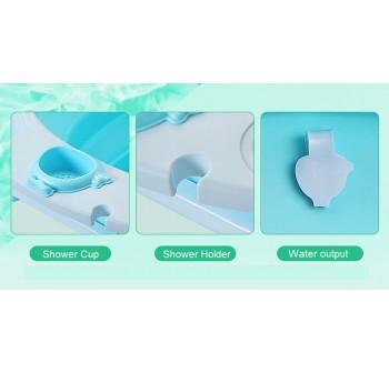 OSUKI Foldable Baby Bath Tub