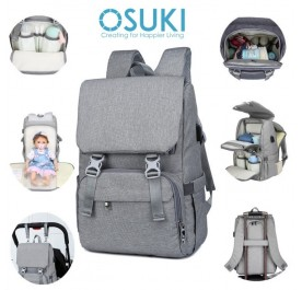 OSUKI Mummy Diaper Bag