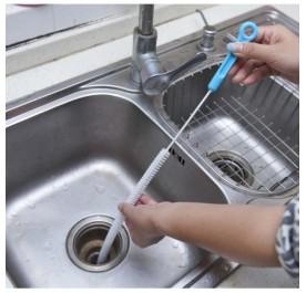 OSUKI Sewer Cleaning Brush Wash (Blue)