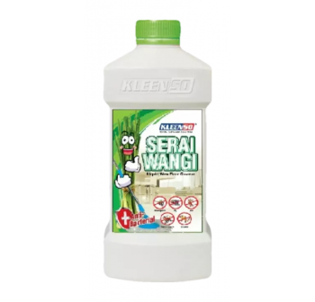 KLEENSO Serai Wangi Liquid Wax Floor Cleaner 1 Litre
