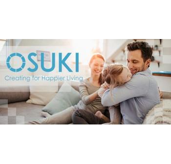OSUKI Cookware Set (3 in 1)