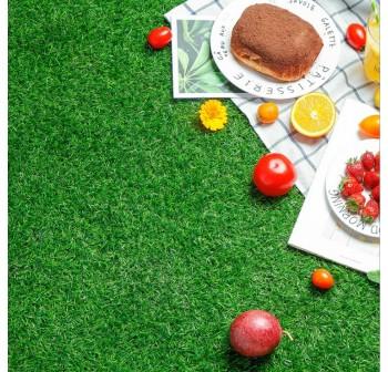 OSUKI [5m x 2m] Artificial Grass Carpet 20mm Natural Green (Indoor/Outdoor)