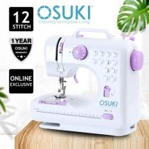 OSUKI Household Sewing Machine (2 in 1)