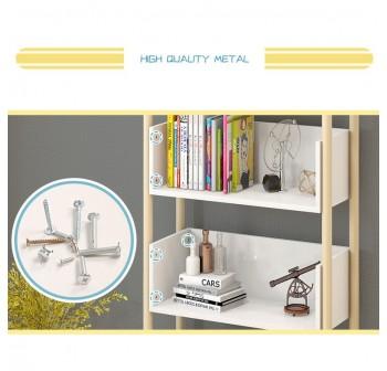OSUKI Home Office Wood Bookshelf Rack 4 Layer (123 x 60cm)