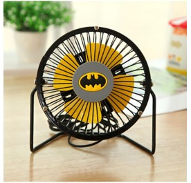 OSUKI Portable Electric USB Mini Fan (Batman)