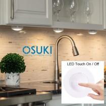 OSUKI LED Touch Light Lamp Stick Tap Portable
